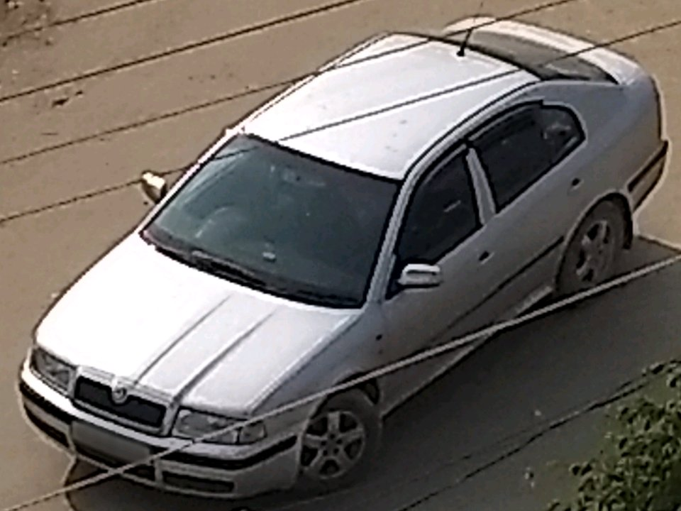 Spotted Miles Brother 2001 2010 Skoda Octavia From My Home S