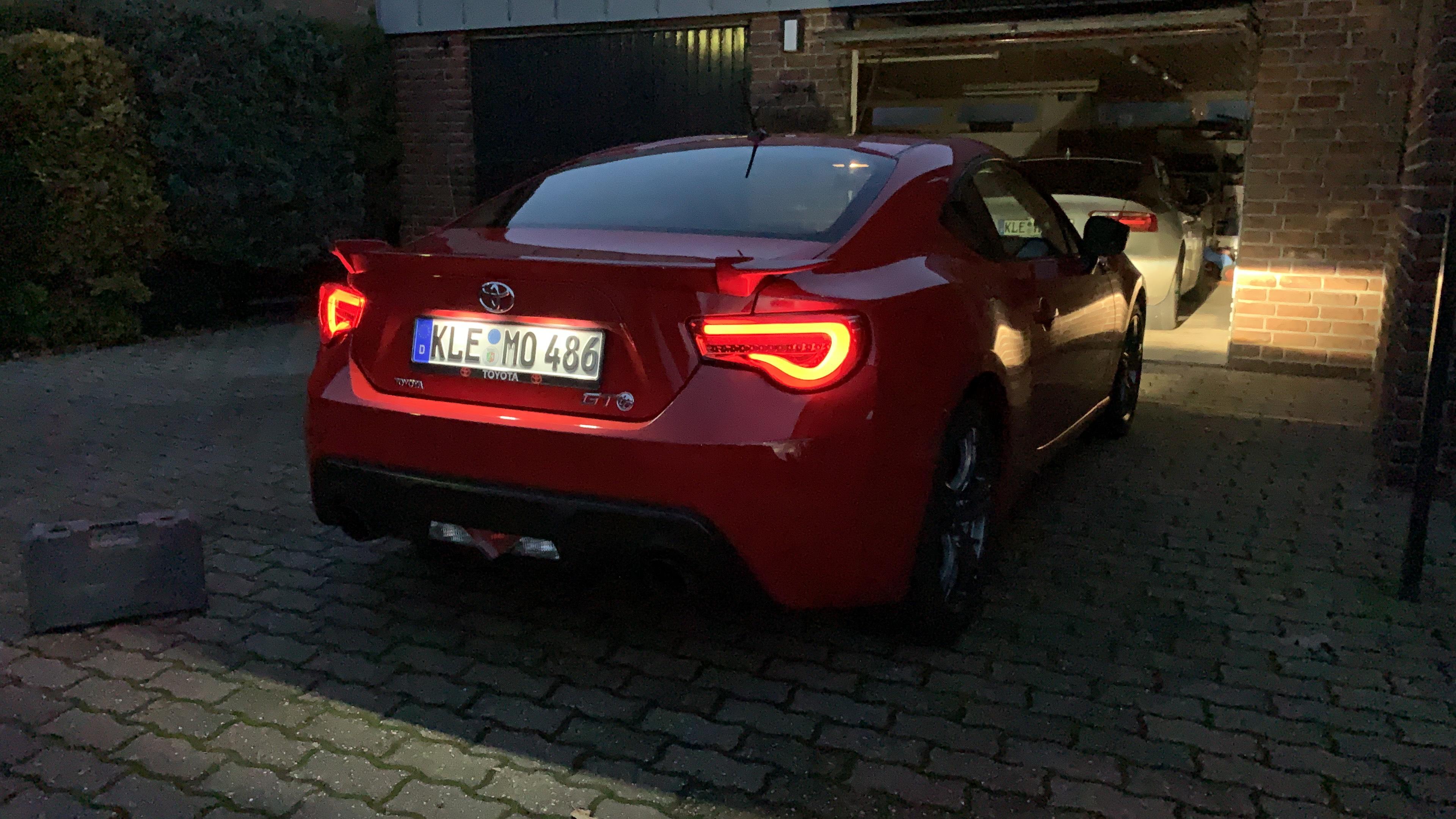 Finally Valenti Tail Lights