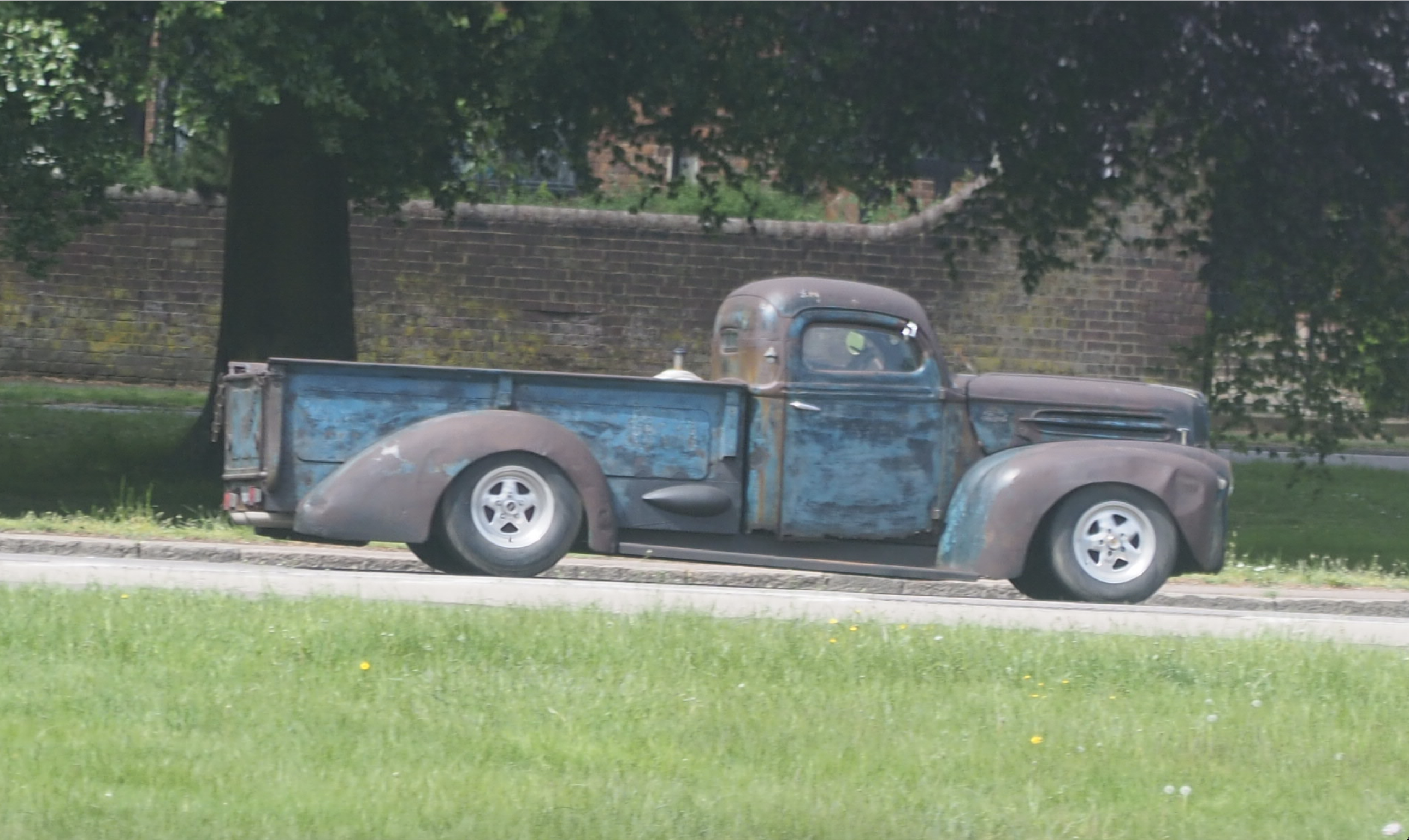 50s Ford Truck >> Late 40s Early 50s Ford Longbed Truck
