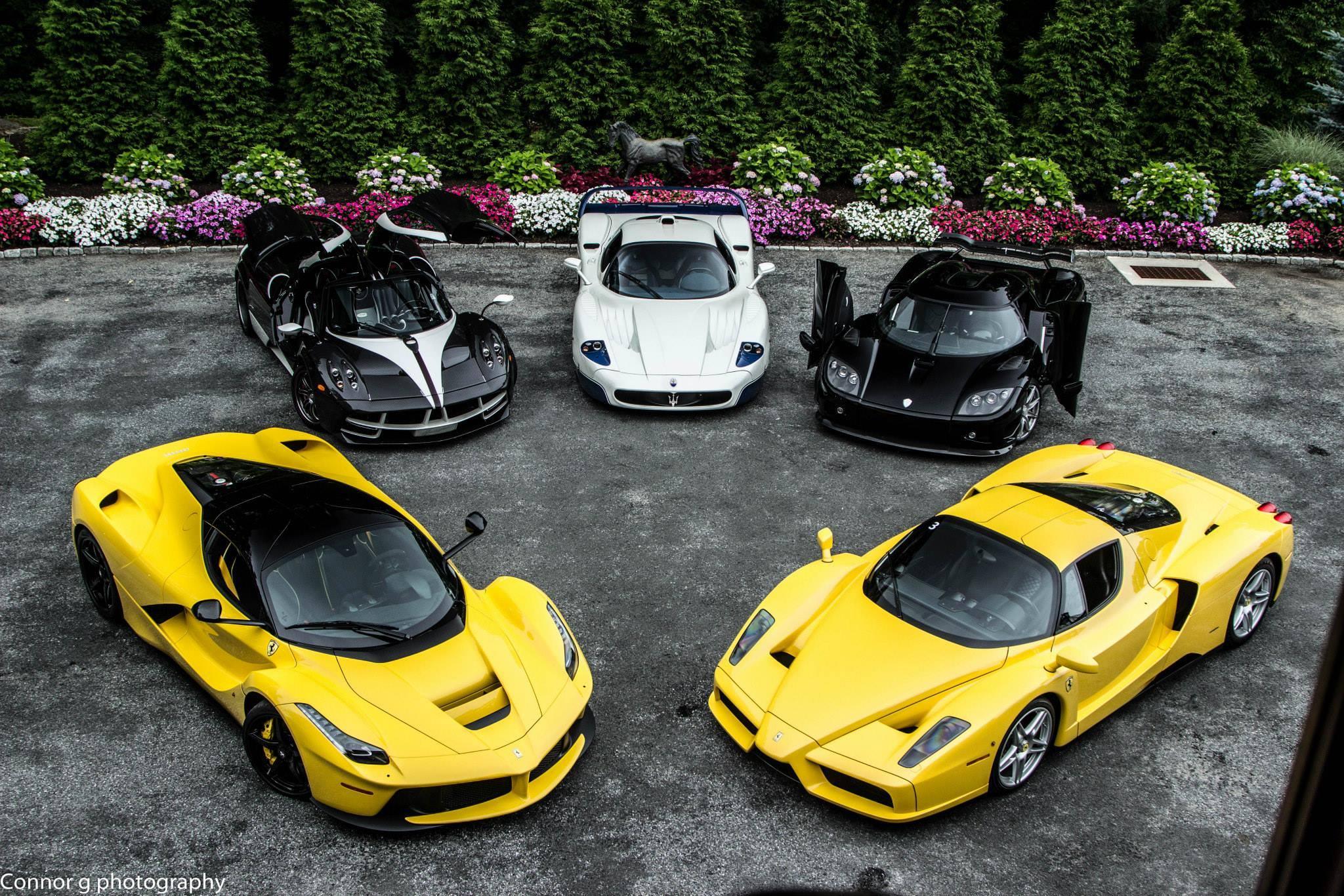 Best Super Cars
