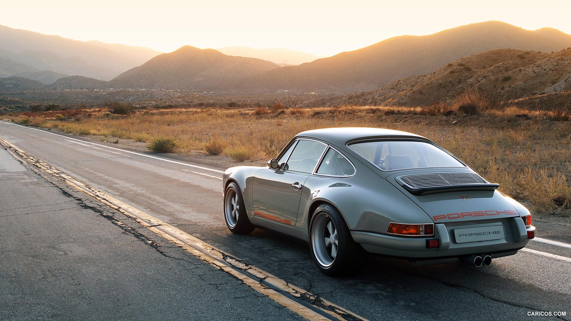 Porsche 911 Carrera дорога скачать