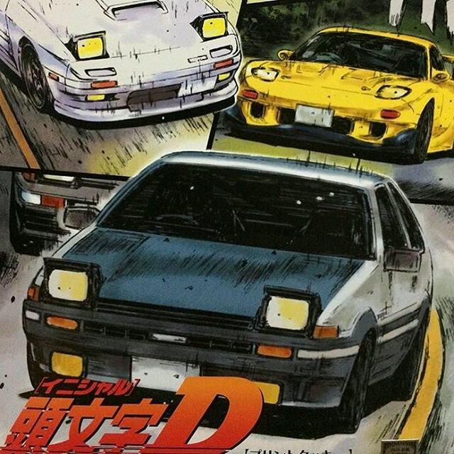 Bunta Fujiwara (Ironvc) On Car Throttle