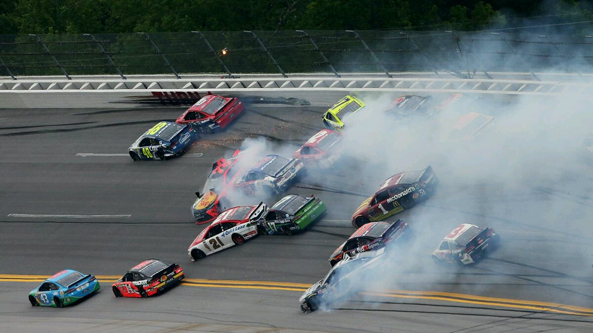 the creation of the nascar track in anniston alabama Watch video  what to watch in nascar cup race at talladega usa today sports' mike hembree previews the alabama 500 at talladega superspeedway.